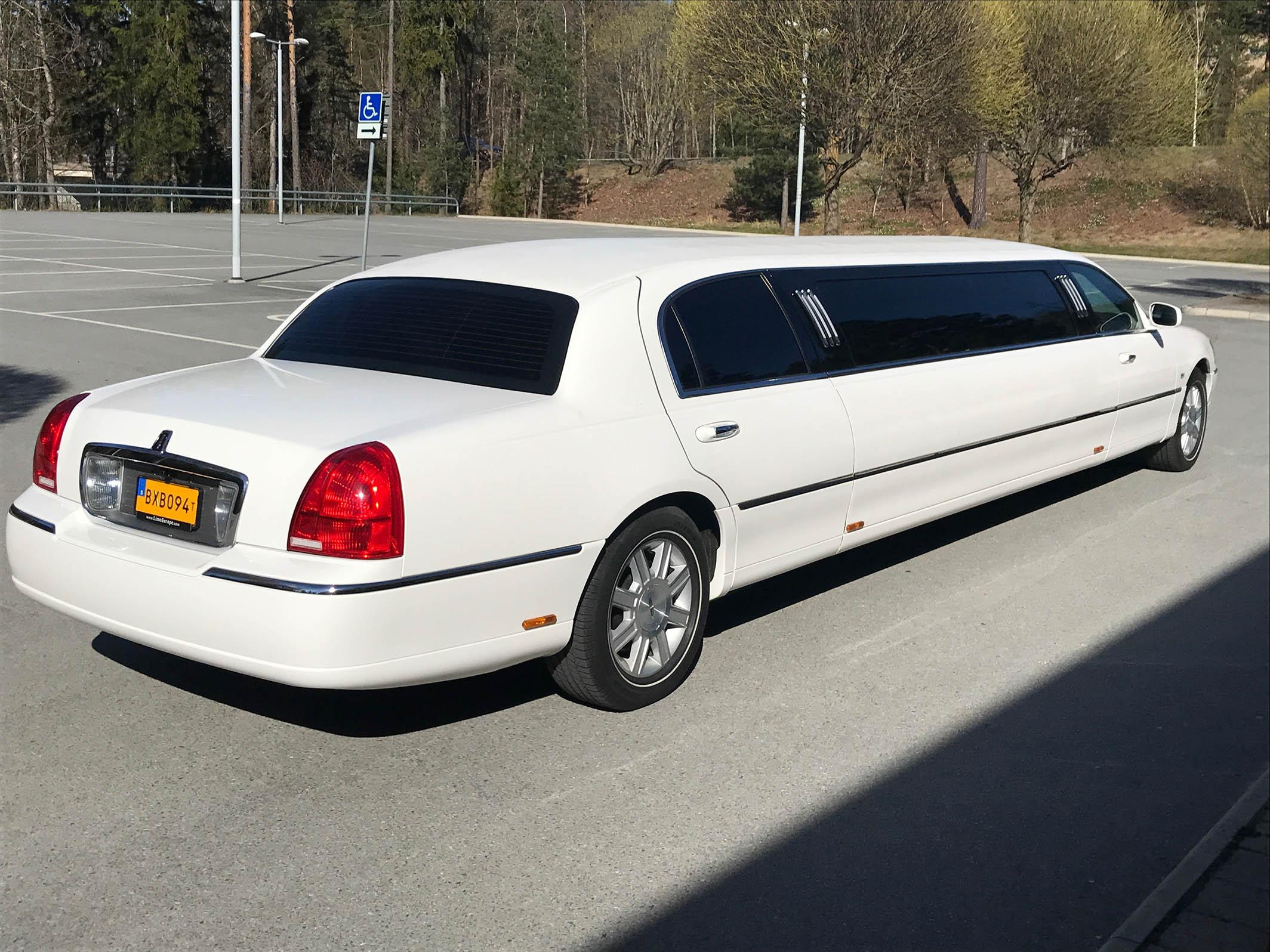 Limousine Service Stockholm